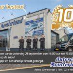 Autoschade & Autorestauratie Montferland bestaat 10 jaar!