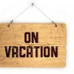 Vanaf maandag 5 augustus tot en met zaterdag 17 augustus zijn wij gesloten in verband met onze vakantie.